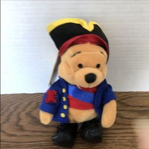 Disney Canada's Retired Pirate Pooh Bear